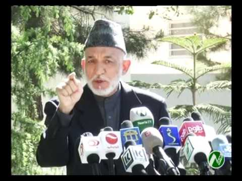 حامد کرزی رییس جمهور پیشین کشور میگوید: قرار است در اینده نزدیک یک اجماع ملی را برای ...