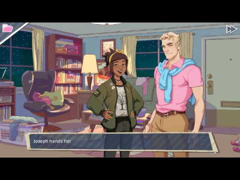 Dating sim game with sex