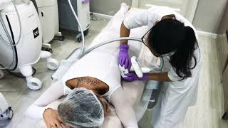 Ольга Боровская/ Olga Borovskaya/ beautycode clinic/ массаж LPG / LPG-массаж