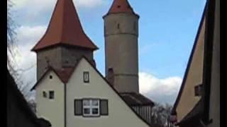 видео Романтический тур по Баварии
