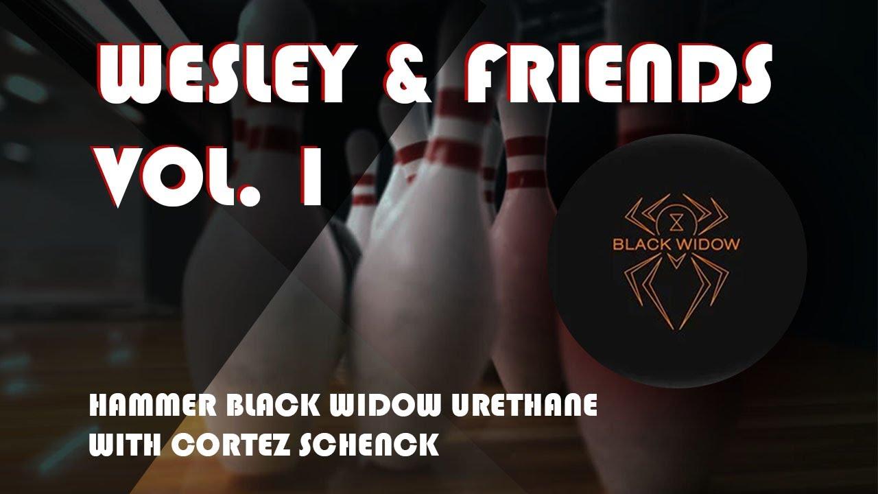 Hammer Black Widow Urethane By Wesley Low And Cortez Schenck