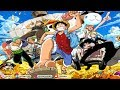 Gambar cover One Piece Grand Battle PS1 Lagu Opening We Are