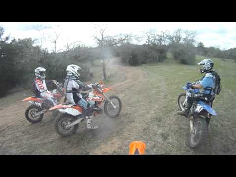 AMSA Family Day McMahan Ranch 02-28-2016 Video 5 GOPR1799