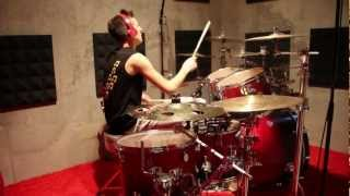 Benji - Evanescence - Bring Me To Life (Drum Cover)