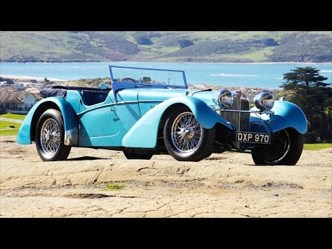 The Amelia Island Stand-out lot: The 1937 Bugatti Type 57Sc Sports Tourer