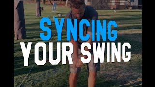 """Announcing """"Syncing Your Swing""""! Mp3"""
