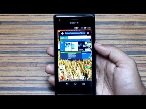 Sony XPERIA M Unboxing and Hands on REVIEW - best ever lower mid-range phone!