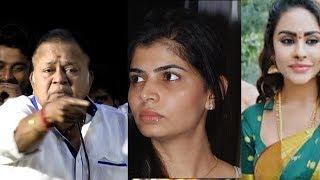 Radha Ravi Takes On Chinmayi சின்மயி ஸ்ரீ ரெட்டியை வெளுத்து வாங்கிய ராதா ரவி | nba 24x7