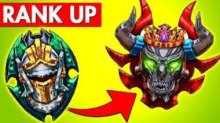 BO4 Fastest Way to Rank Up - Black Ops 4 Tips & Tricks