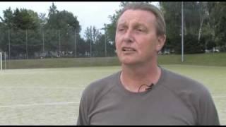 ELBKICK.TV - Heino Stemmann (TuS Germania Schnelsen) stellt die Neuzugänge vor