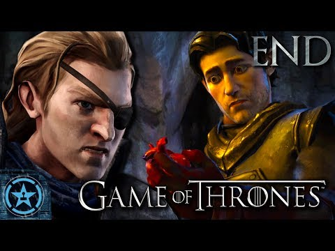 Let's Watch - Telltale Game of Thrones - Episode 6: The Ice Dragon