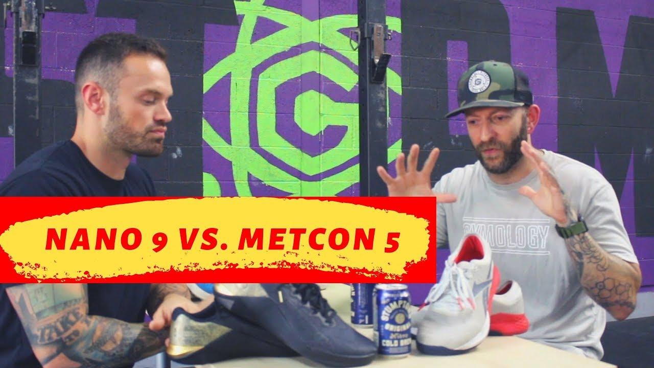metcon 9
