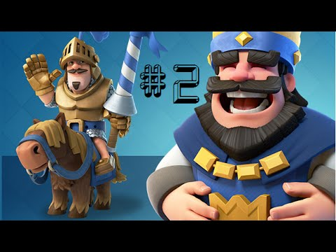 Clash Royale #2 All Spells, Commons, and Buildings