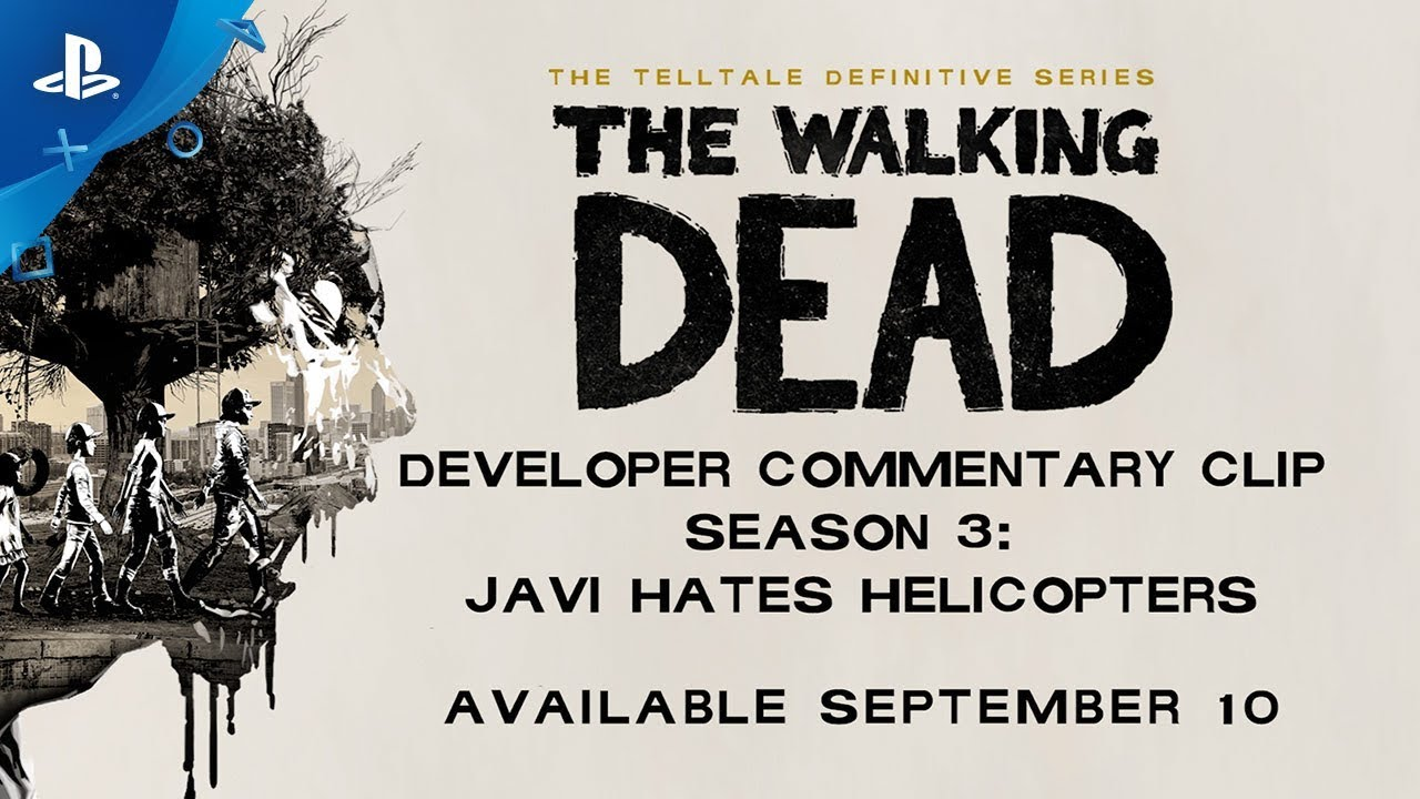 The Walking Dead: The Telltale Definitive Series – Developer Commentary Clip   PS4