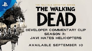 The Walking Dead: The Telltale Definitive Series – Developer Commentary Clip | PS4