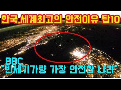 대한민국이 세계에서 가장 안전한 이유 TOP 10 - 트래블튜브