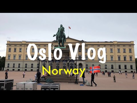 Oslo Travel Vlog | Norway 🇳🇴