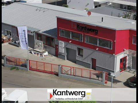 Kantwerg Trockenbau Und Brandschutz GmbH    Unternehmensfilm