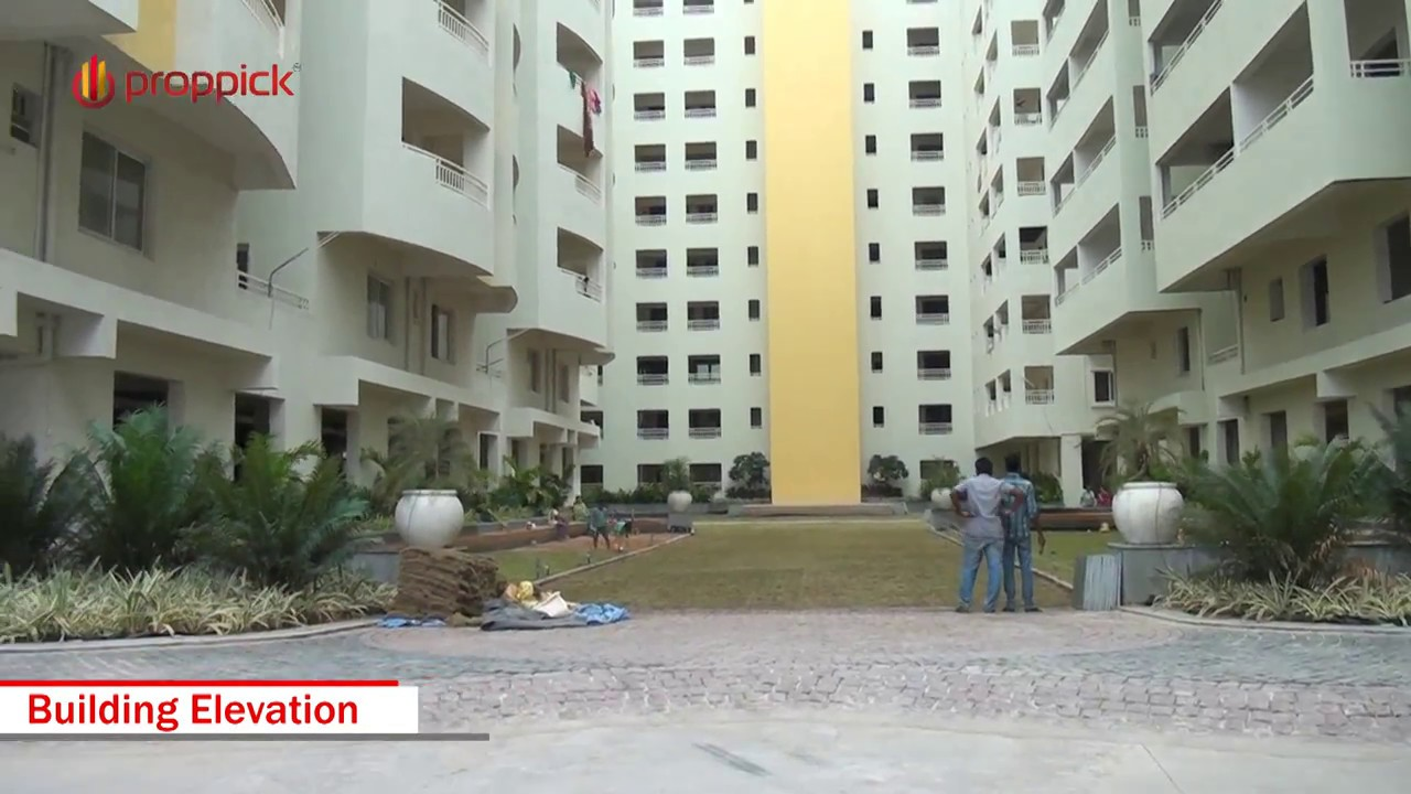 fresh living apartments in madhapur hyderabad youtube