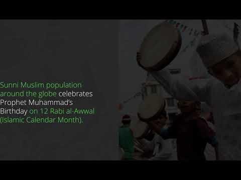Eid Milad un-Nabi 2018: The World Commemorates The Birth of Prophet  Muhammad [PBUH]