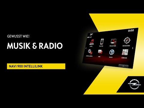 Navi 900 IntelliLink | Musik & Radio | Gewusst wie!