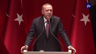 أردوغان يدعو السعودية إلى كشف من أمر بقتل خاشقجي - (30-10-2018)
