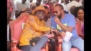 Speaker Beatrice Elachi wants Raila Odinga to vie for presidency