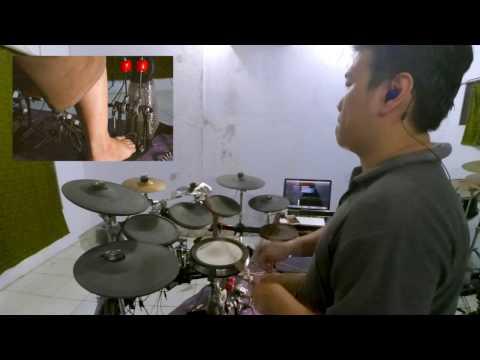 Padi - Terluka (Drum Cover)