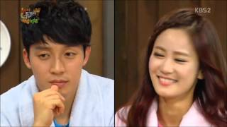 Heo Gyeonghwan (허경환) & Kim Jimin (김지민) moments