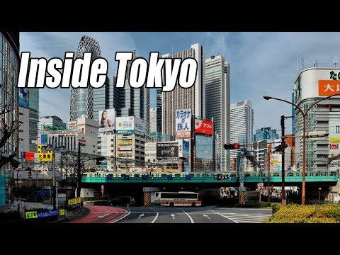 Токио изнутри + розыгрыш // Япония 2019