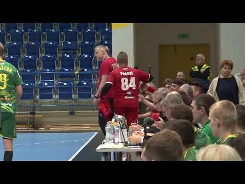 Dabas VSE KC - Orosházi FKSE Linamar NB I. kézilabda mérkőzés