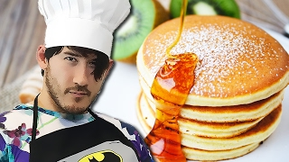 Markiplier Makes Pancakes