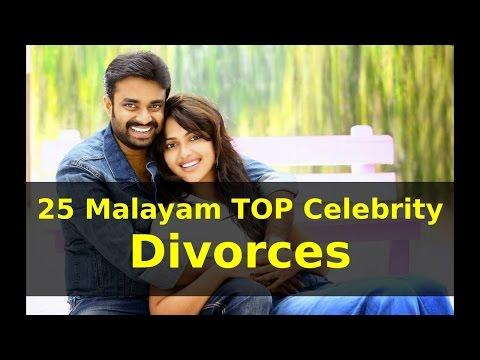 25 Malayam TOP Celebrity Divorces