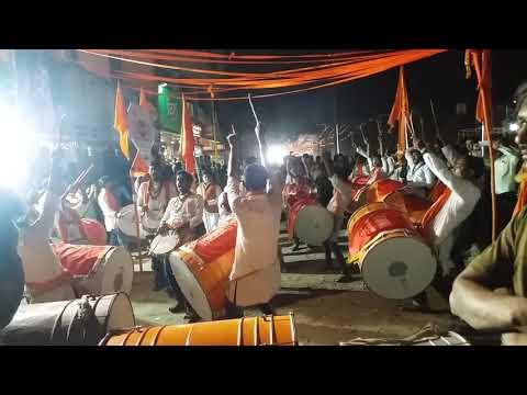 Shivjayanti Samana Dhol Tasha Pathak Latur