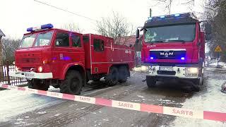 NA SYGNALE: Tragiczny Pożar w Jacowlanach / Jacowlany 2018