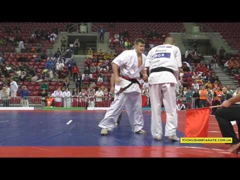 EC-2016 U22 -85 Yuriy Kryukov (Ukraine, aka) - Petar Rusev (Bulgaria)