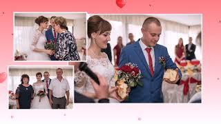 Слайд-шоу Свадьба Киев Борисполь 2018 год