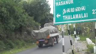 thimbam ghat road