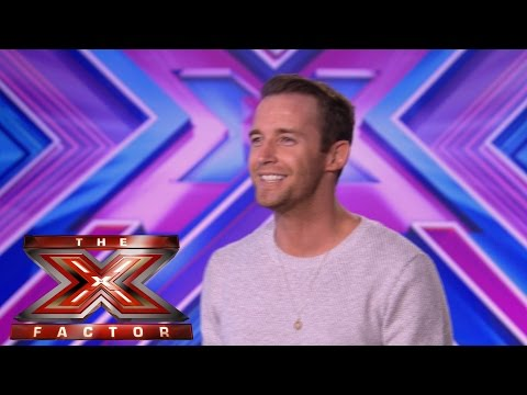Jay James sings Say Something  A Great Big World  Audition Week 1  The X Factor UK 2014