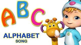 Alphabet Song | ABC Songs for Children | Infobells