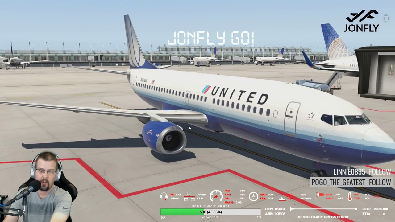 The New IXEG 1 2 Boeing 737-300 for X-plane 11