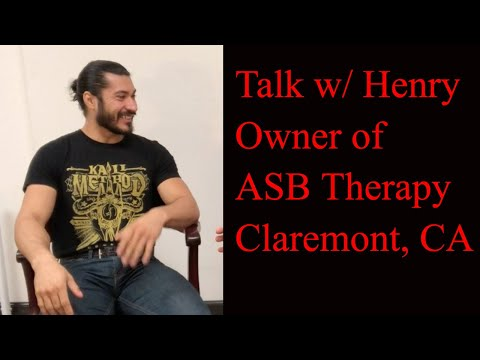 CSP: Massage+Therapy with Henry of Advanced Sports & Body Therapy and Upland Claremont Chiropractor