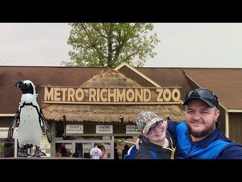 Metro Richmond Zoo May 5, 2018
