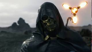 Death Stranding - Tráiler Tokyo Game Show (Golden Mask aparece)