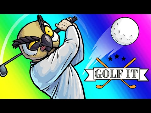 Golf It Funny Moments – Just TAP it in!