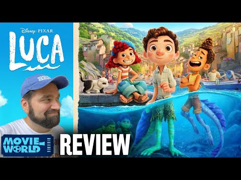 Luca (2021) - Review - Where's It Rank with other Pixar Movies?