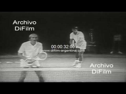 DiFilm - Rod Laver-John Newcombe vs Stan Smith-Erik Van Dille 1973
