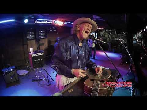 Watermelon Slim plays Knuckleheads Saloon 14 September 2017