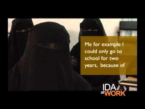 World Bank IDA - Yemen: Education