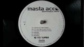 Masta Ace - Take A Walk ft. Apocalypse - Disposable Arts (2001)